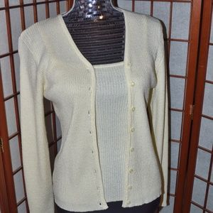 Express Tricot sweater set